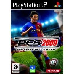 PS2 PRO EVOLUTION SOCCER 2009 - Jeux PS2 au prix de 2,95€