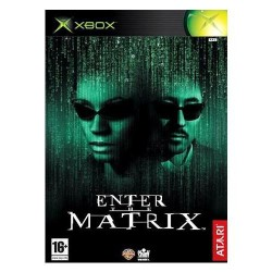 XB ENTER THE MATRIX - Jeux Xbox au prix de 3,95 €