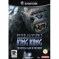 GC KING KONG - Jeux GameCube au prix de 4,95€