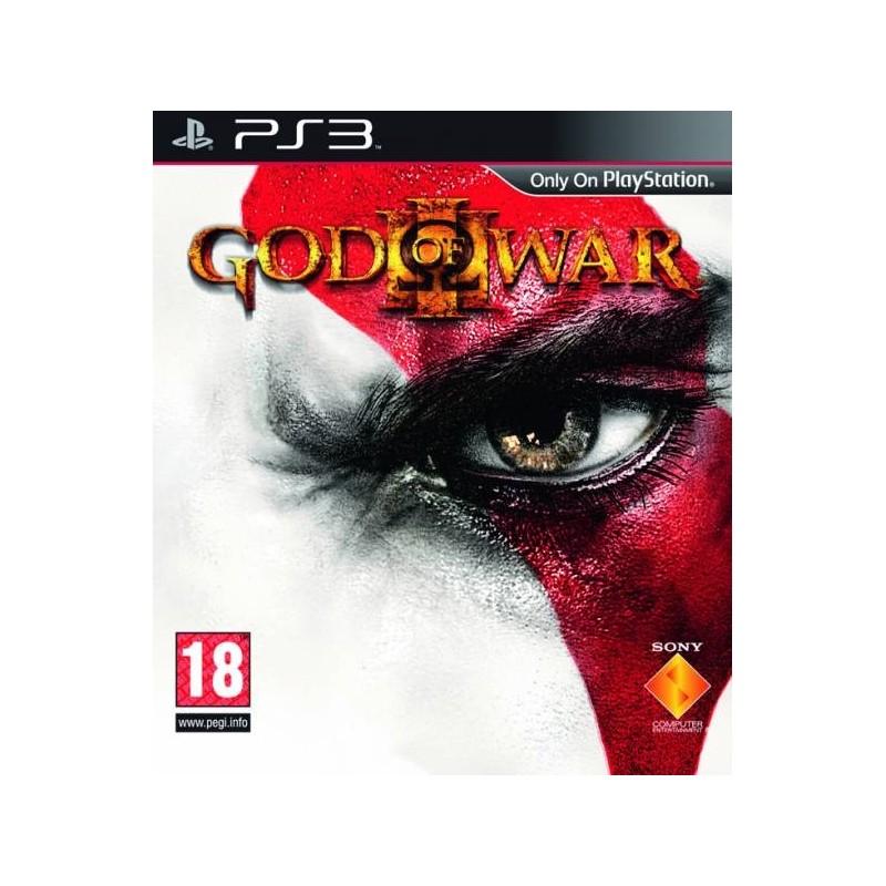 PS3 GOD OF WAR 3 - Jeux PS3 au prix de 4,95€