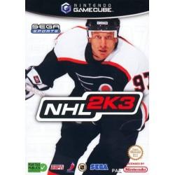 GC NHL 2K3 - Jeux GameCube au prix de 6,95€