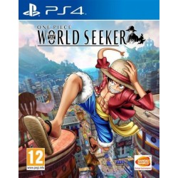 PS4 ONE PIECE WORLD SEEKER OCC - Jeux PS4 au prix de 19,95€