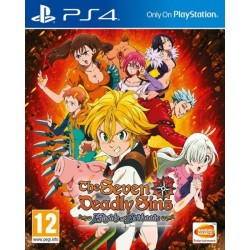 PS4 THE SEVEN DEADLY SINS OCC - Jeux PS4 au prix de 19,95 €