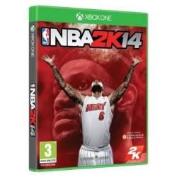 XONE NBA 2K14 OCC - Jeux Xbox One au prix de 3,95€