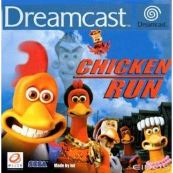 DC CHICKEN RUN - Jeux Dreamcast au prix de 9,95 €