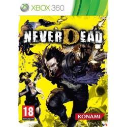 X360 NEVERDEAD - Jeux Xbox 360 au prix de 12,95€