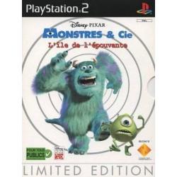PS2 MONSTRES ET CIE L ILE DES EPOUVANTES - Jeux PS2 au prix de 3,95€