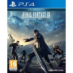 PS4 FINAL FANTASY XV OCC - Jeux PS4 au prix de 12,95€