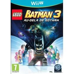 WIU LEGO BATMAN 3 - Jeux Wii U au prix de 19,95€