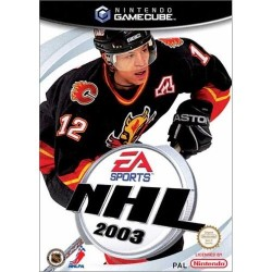 GC NHL 2003 - Jeux GameCube au prix de 2,95€