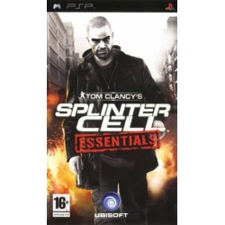 PSP SPLINTER CELL ESSENTIALS - Jeux PSP au prix de 4,95 €