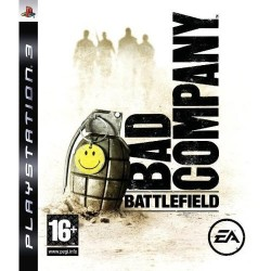 PS3 BATTLEFIELD BAD COMPANY - Jeux PS3 au prix de 4,95€