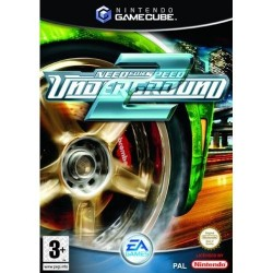 GC NEED FOR SPEED UNDERGROUND 2 - Jeux GameCube au prix de 9,95€