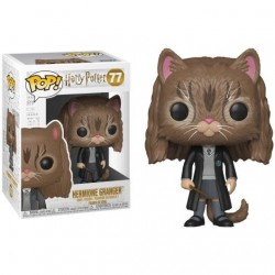 POP HARRY POTTER 77 HERMIONE GRANGER CHAT - Figurines POP au prix de 14,95 €