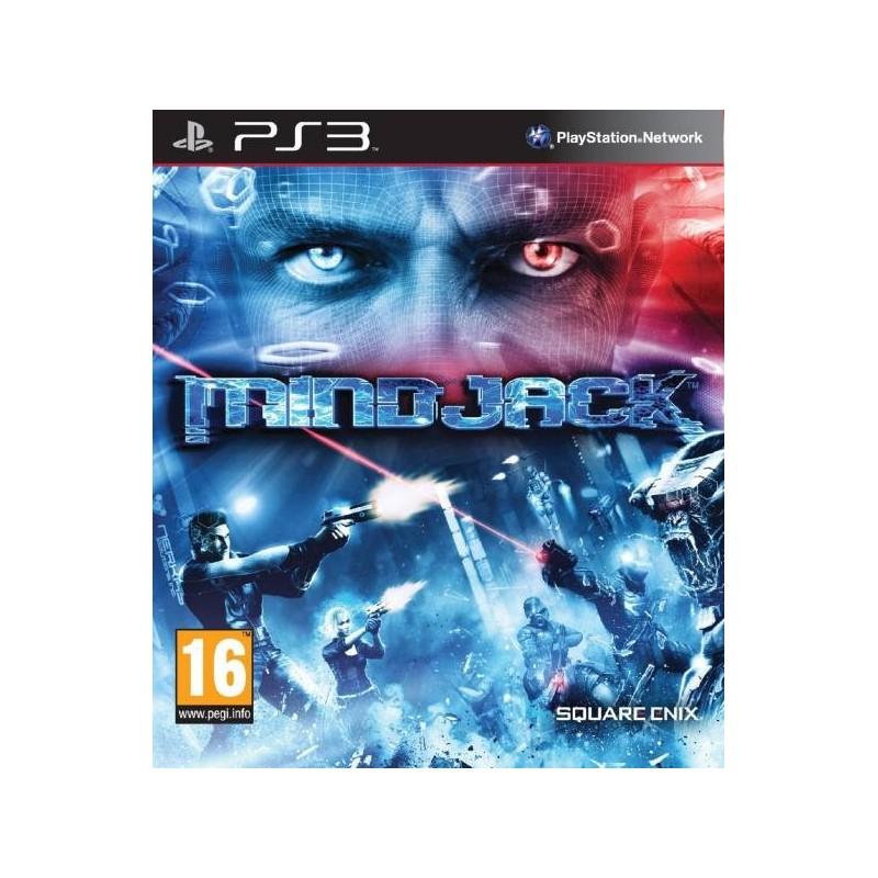 PS3 MIND JACK - Jeux PS3 au prix de 4,95€