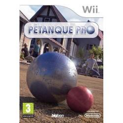 WII PETANQUE PRO - Jeux Wii au prix de 14,95€