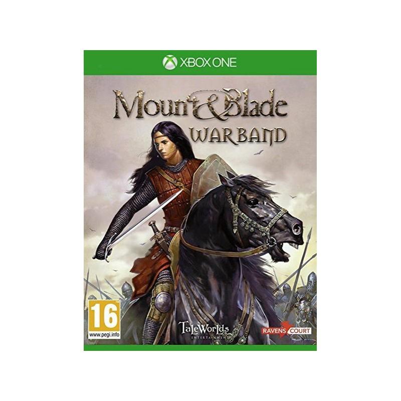 XONE MOUNT ET BLADE WARBAND OCC - Jeux Xbox One au prix de 14,95€