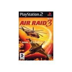 PS2 AIR RAID 3 - Jeux PS2 au prix de 6,95€