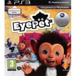 PS3 EYEPET - Jeux PS3 au prix de 1,95€