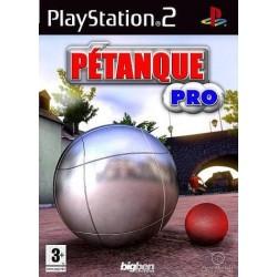 PS2 PETANQUE PRO - Jeux PS2 au prix de 4,95€