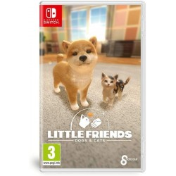 SWITCH LITTLE FRIENDS - Jeux Switch au prix de 34,95€
