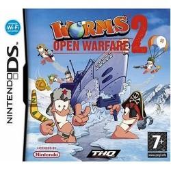 DS WORMS OPEN WARFARE 2 - Jeux DS au prix de 6,95€