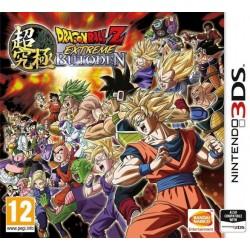 3DS DRAGON BALL Z EXTREME BUTODEN - Jeux 3DS au prix de 14,95€