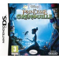 DS LA PRINCESSE ET LA GRENOUILLE - Jeux DS au prix de 9,95€