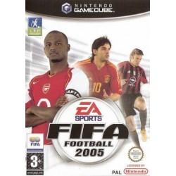 GC FIFA 2005 - Jeux GameCube au prix de 2,95€