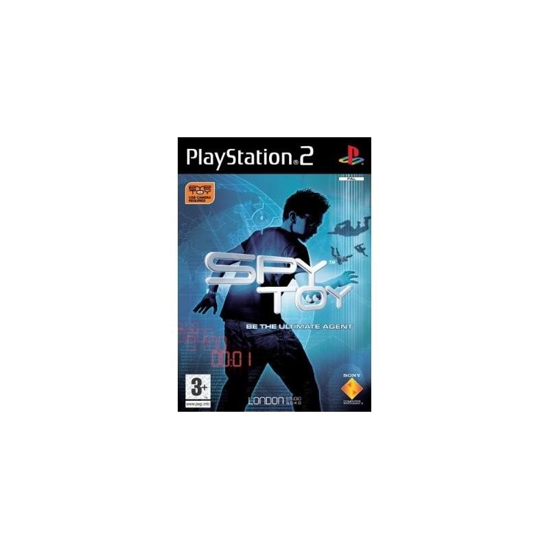 PS2 SPY TOY - Jeux PS2 au prix de 4,95€