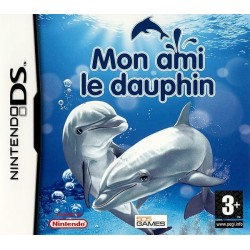 DS MON AMI LE DAUPHIN - Jeux DS au prix de 2,95€