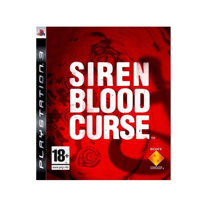 PS3 SIREN BLOOD CURSE - Jeux PS3 au prix de 24,95€