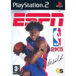 PS2 ESPN NBA 2K5 - Jeux PS2 au prix de 5,95€