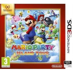3DS MARIO PARTY ISLAND TOUR NINTENDO SELECT - Jeux 3DS au prix de 14,95€