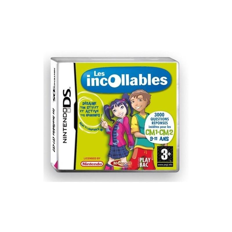 DS LES INCOLLABLES CM1 CM2 - Jeux DS au prix de 6,95€
