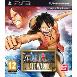 PS3 ONE PIECE PIRATE WARRIORS - Jeux PS3 au prix de 6,95€