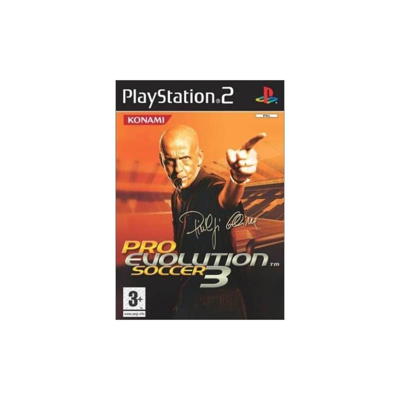 PS2 PRO EVOLUTION SOCCER 3 - Jeux PS2 au prix de 0,95€