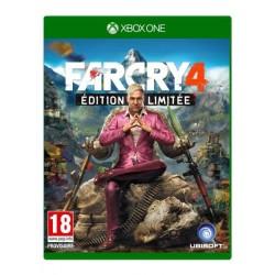 XONE FARCRY 4 OCC - Jeux Xbox One au prix de 9,95€