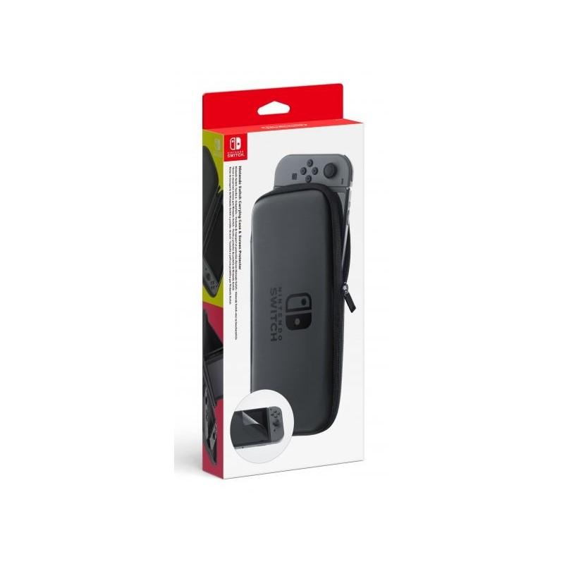 KIT DE PROTECTION SWITCH (HOUSSE ET PROTEGE ECRAN) - Accessoires Switch au prix de 19,95€