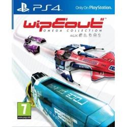 PS4 WIPEOUT OMEGA COLLECTION OCC - Jeux PS4 au prix de 14,95€