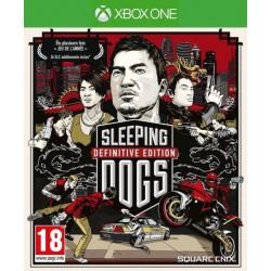 XONE SLEEPING DOGS OCC - Jeux Xbox One au prix de 12,95€