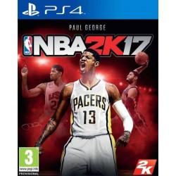 PS4 NBA 2K17 OCC - Jeux PS4 au prix de 4,95€