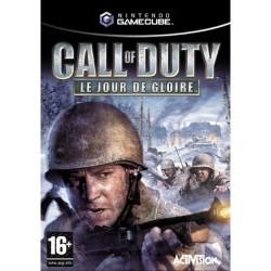 GC CALL OF DUTY LE JOUR DE GLOIRE - Jeux GameCube au prix de 9,95€