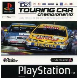 PSX TOCA TOURING CAR - Jeux PS1 au prix de 2,95€