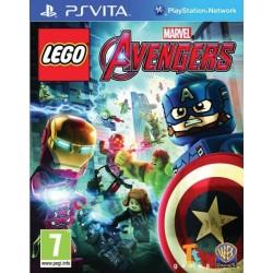 PSV LEGO MARVEL S AVENGERS - Jeux PS Vita au prix de 18,95€