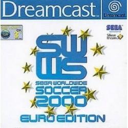 DC SEGA WORLDWIDE SOCCER 2000 EURO EDITION - Jeux Dreamcast au prix de 4,95€