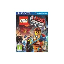 PSV LEGO LA GRANDE AVENTURE - Jeux PS Vita au prix de 14,95€