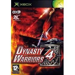 XB DYNASTY WARRIORS 4 - Jeux Xbox au prix de 7,95€
