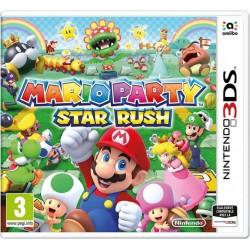 3DS MARIO PARTY STAR RUSH - Jeux 3DS au prix de 14,95€
