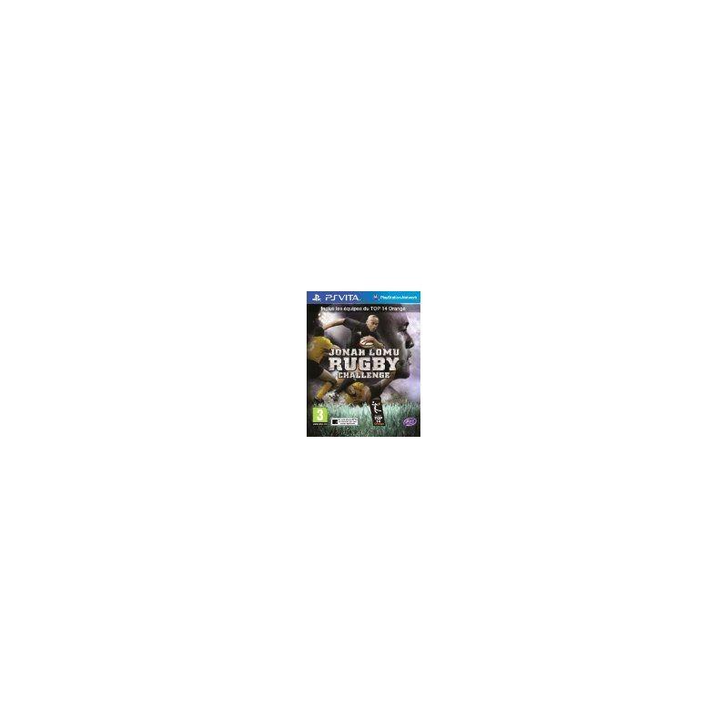 PS4 JONAH LOMU RUGBY CHALLENGE OCC - Jeux PS Vita au prix de 39,95€